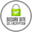 Positive SSL on a transparent background